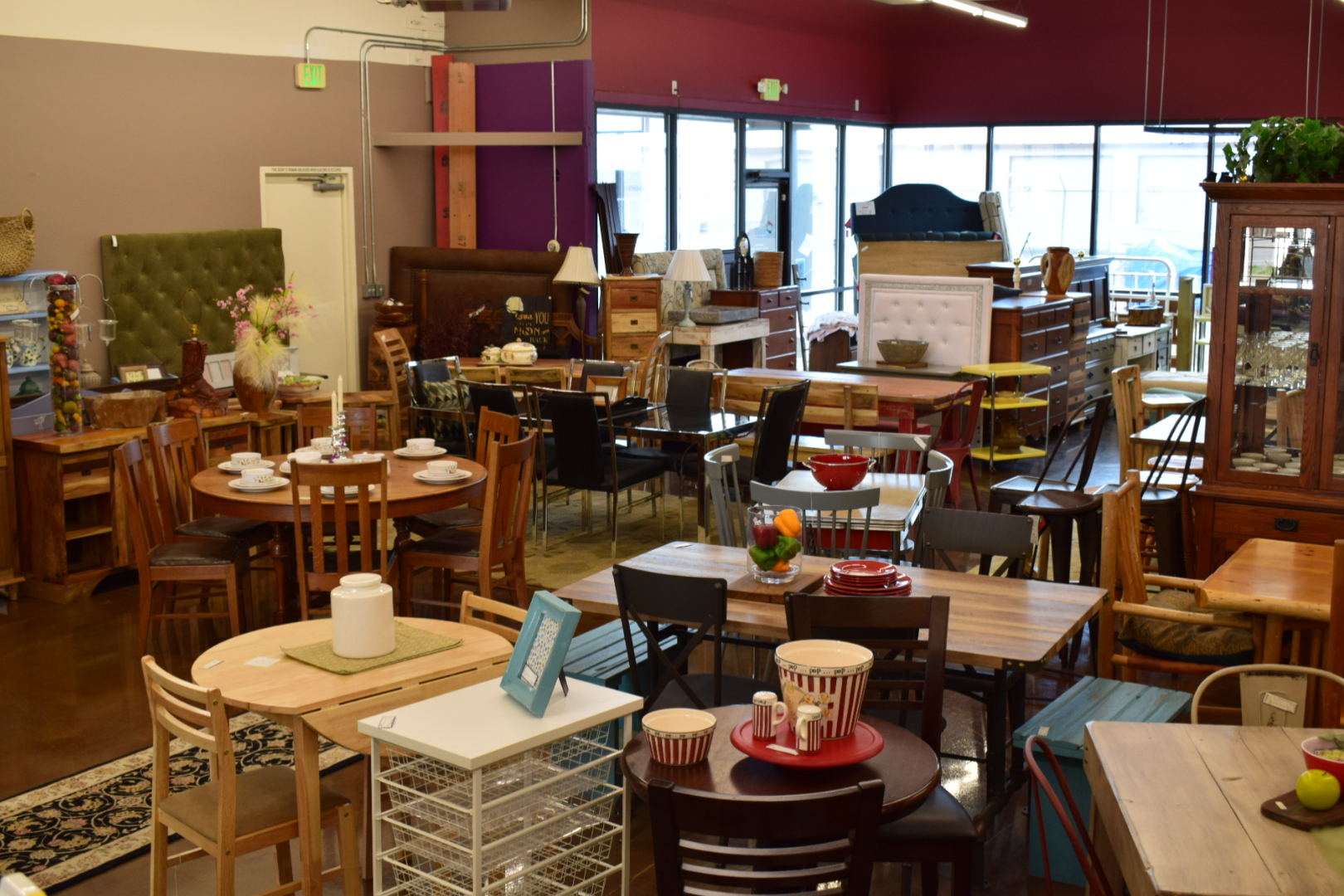 The Recycled Room Consignment Interiors/ Awesome Furniture. Always. /