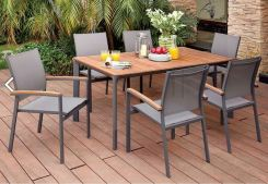 Oshawa Patio Set Furniture of America