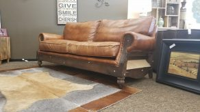 Leather Amazing Sofa